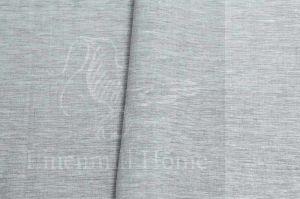 Широкая льняная ткань для штор 260 см.