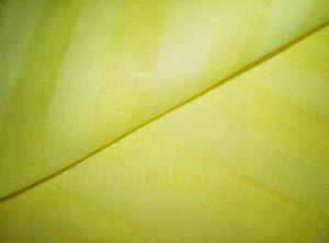 260 см. Широкий льняной тюль (вуаль) жёлтый