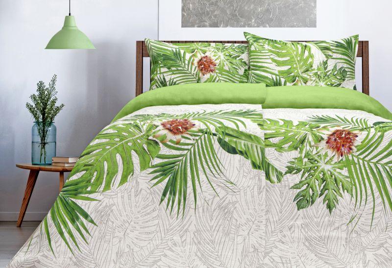 Семейный постельный комплект Тропики Малави