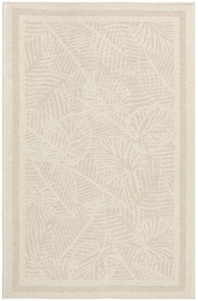 35х57 Мягкое кухонное полотенце Резные Листья