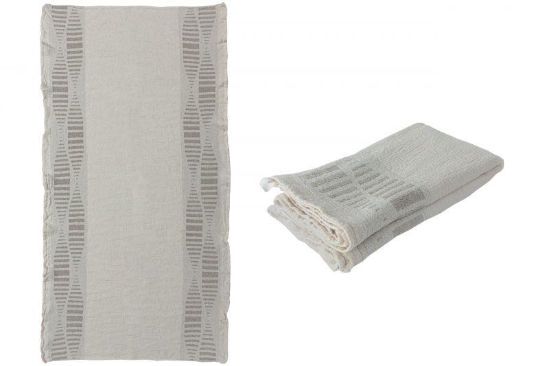 130х65 Банное полотенце Джуна