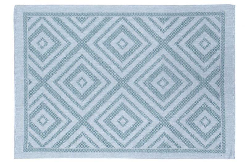49х70 Кухонное полотенце Ромбик