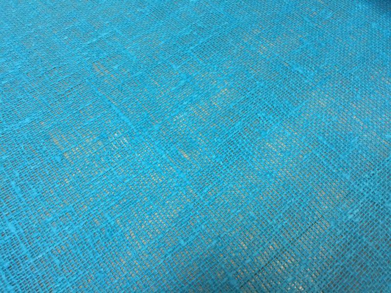 Мешковина голубая лагуна 210 г/м