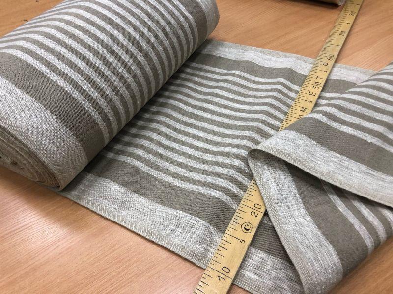 50 см. Ткань для полотенец льняная