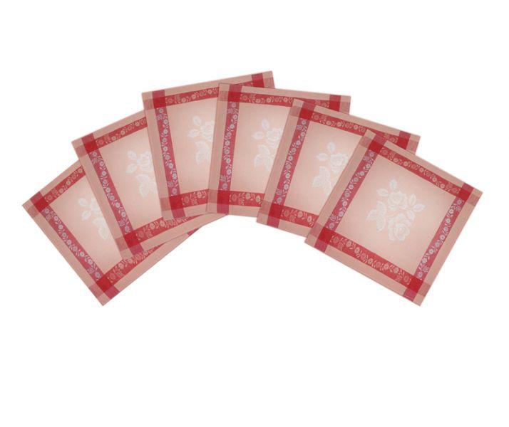 48х48 Набор салфеток на 6 персон Елизавета