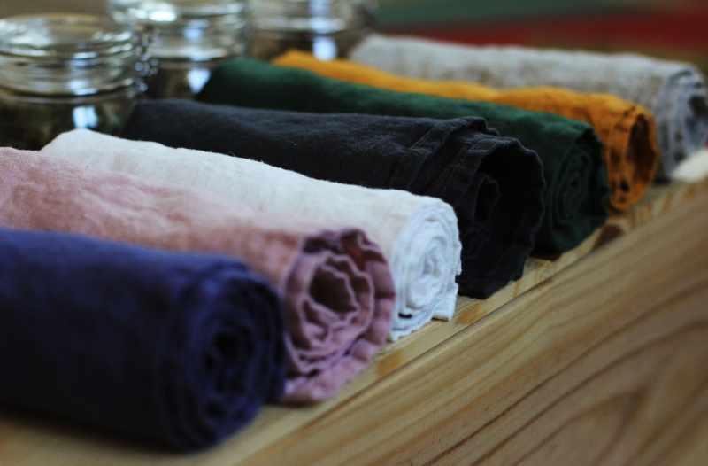 Полотенце кухонное в ассортименте Soft Лён 100%
