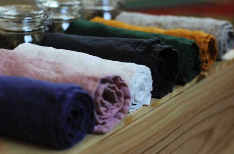 Полотенце кухонное Soft Лён 100%