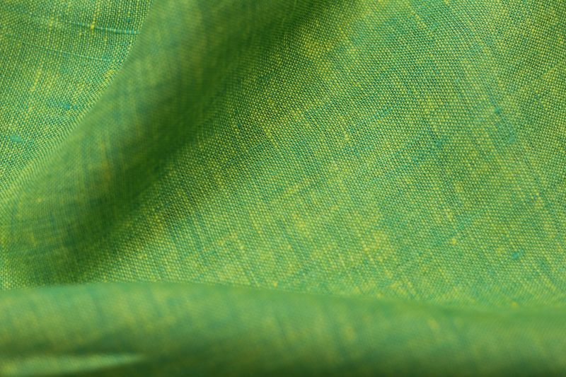 150 см. Ткань меланж Жёлто-Салатовый