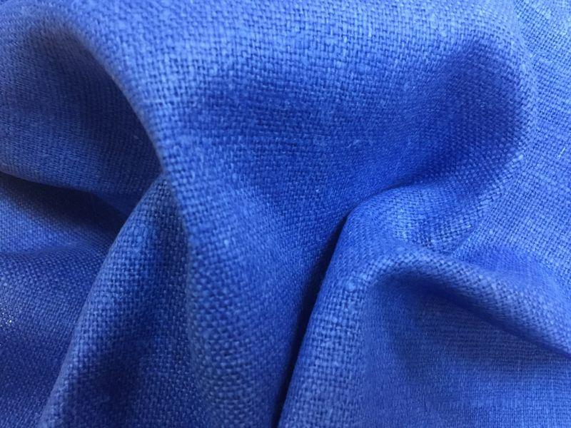 100 см. Синяя плотная мешковина 360 г/м