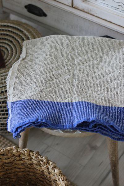 65х130 Банное вафельное полотенце Узор