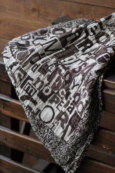 50х75 Полотенце для рук Шерлок