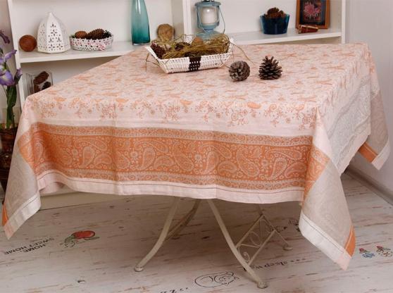 170х310 Скатерть на большой стол Причуда