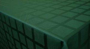 """Ткань """"Журавинка 6"""" клетчатая зеленая (1/361003)"""
