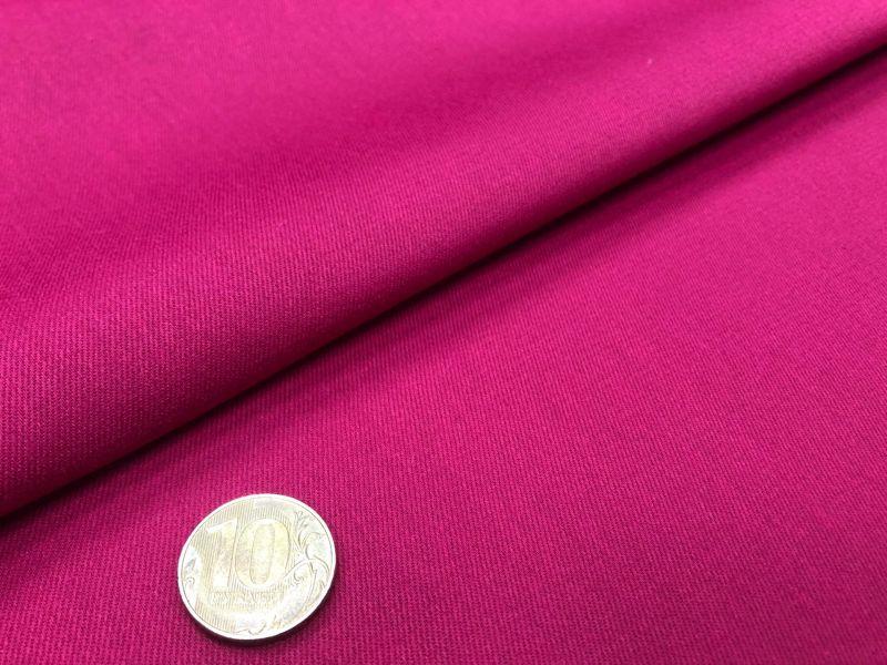 150 см. Ткань твил Бордового цвета