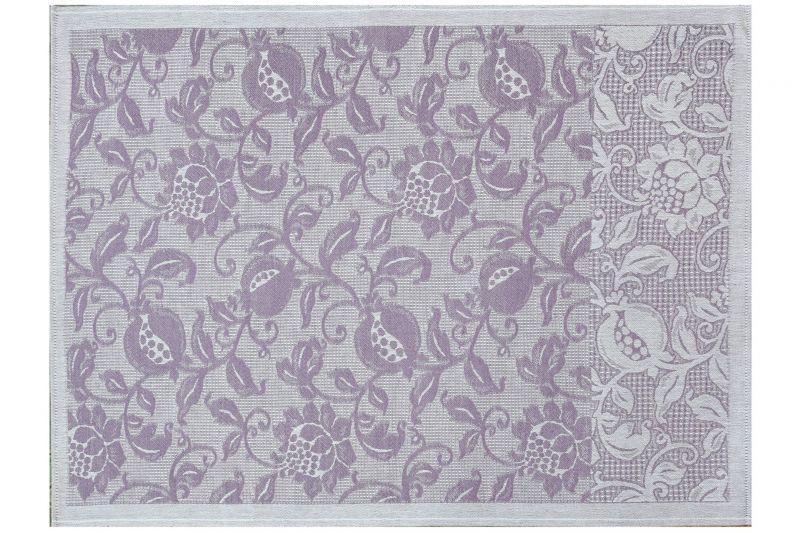 49х70 Кухонное сиреневое полотенце Гранаде