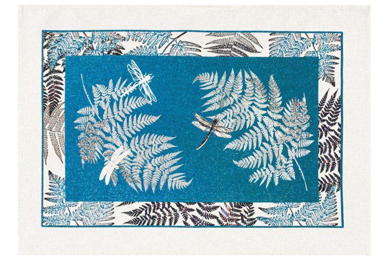 50х70 Кухонное полотенце Лесная фантазия