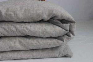 """Пододеяльник """"Natural linen"""" 2 спальный 215х175"""