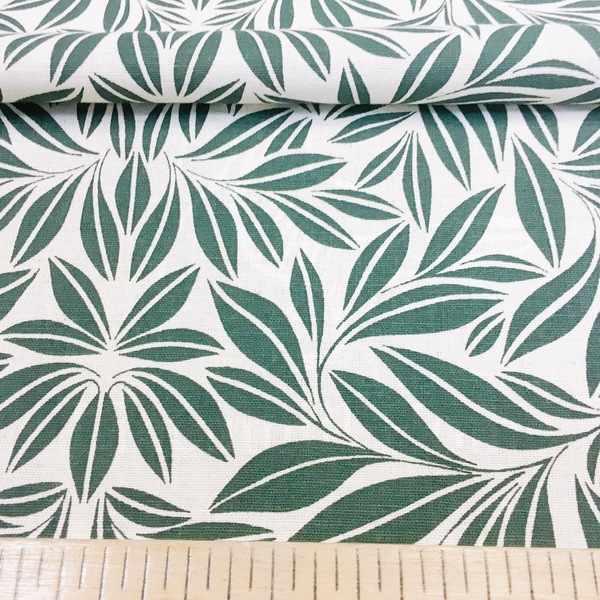 150 см. Ткань с мелким принтом Olive tree