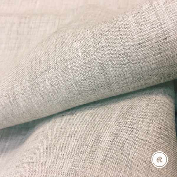 150 см. Сорочечный лен натурального цвета Slavic style 130 г/м