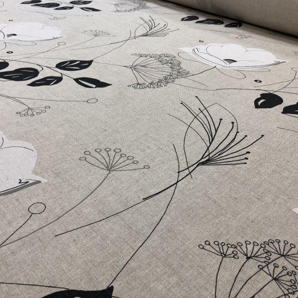 150 см. Ткань для штор Суми-э