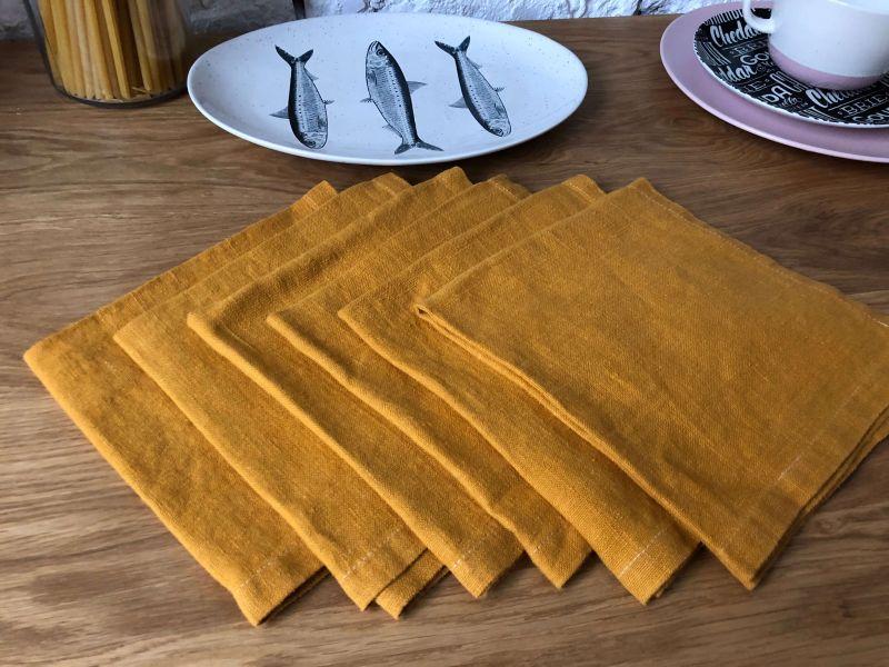 40х40 Салфетка сервировочная Amber