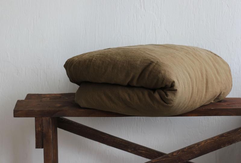 220х160 Пододеяльник Soft linen цвета Лайфстайл