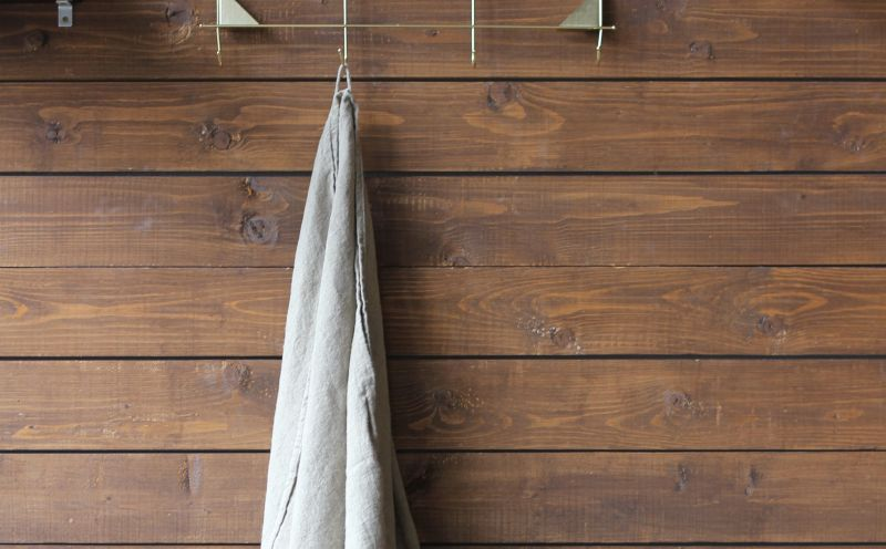 235х95 Большое полотенце для Бани