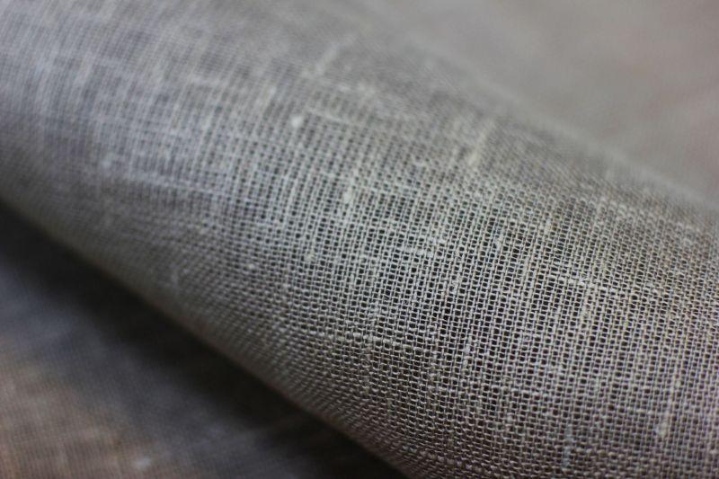 150 см. Декоративная мешковина-сеточка Палевого цвета
