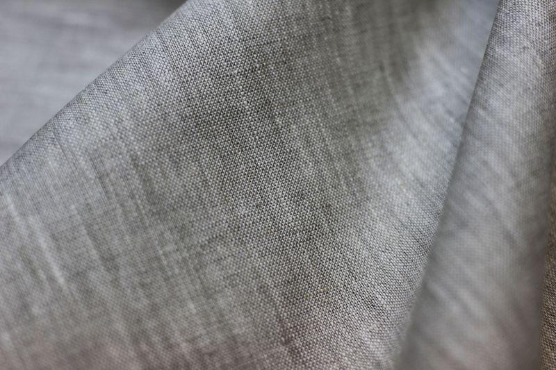 Натуральная ткань для льняной одежды