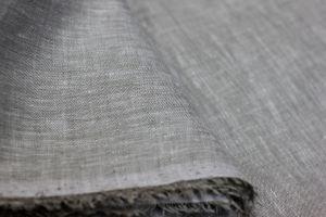 220 см. Ткань для постельного белья натурального цвета