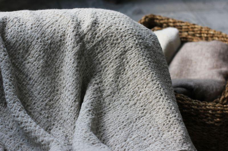 250х220 Летнее одеяло плед Чарли