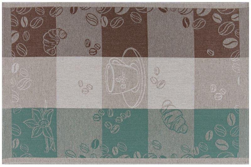 46х70 Кухонное полотенце Чашка кофе