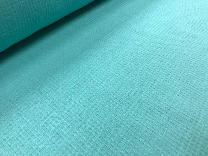 150 см. Ткань вафельное полотно льняное Akva