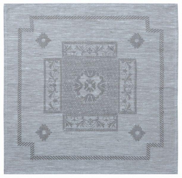 48х48 Льняная салфетка Гламур