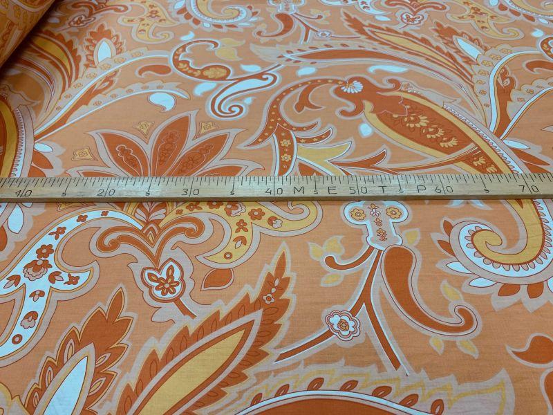 235 см. Ткань для постельного белья сатин Солнечный луч