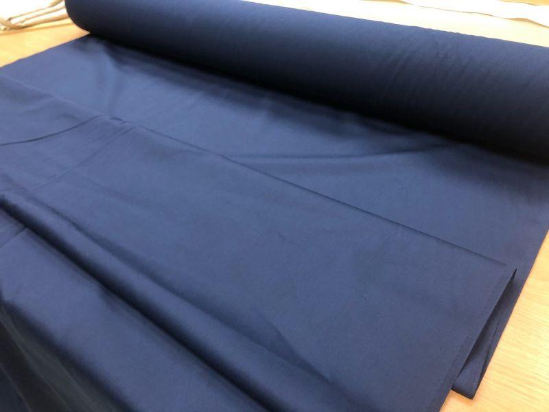 150 см. Ткань твил Темно-синего цвета