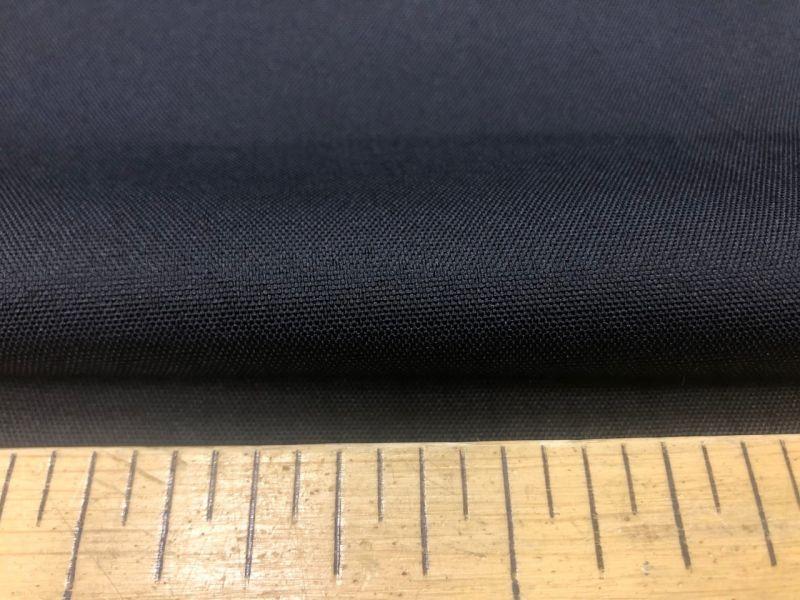 150 см. Ткань габардин черного цвета