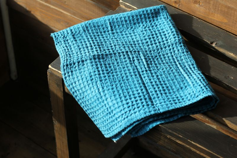 50х70 Вафельное полотенце для рук Маренго