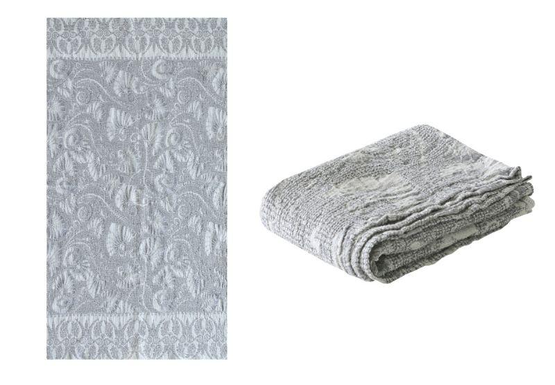 70х135 Красивое банное полотенце Эвридика