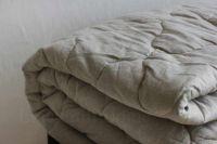 Одеяло из натурального льна 210*220