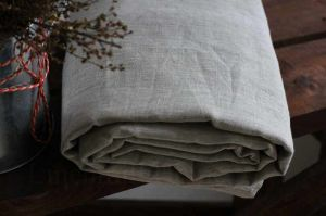 """Льняная простынь """"Natural linen"""" 220х150"""