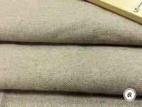 Грубая льняная ткань полотняного плетения